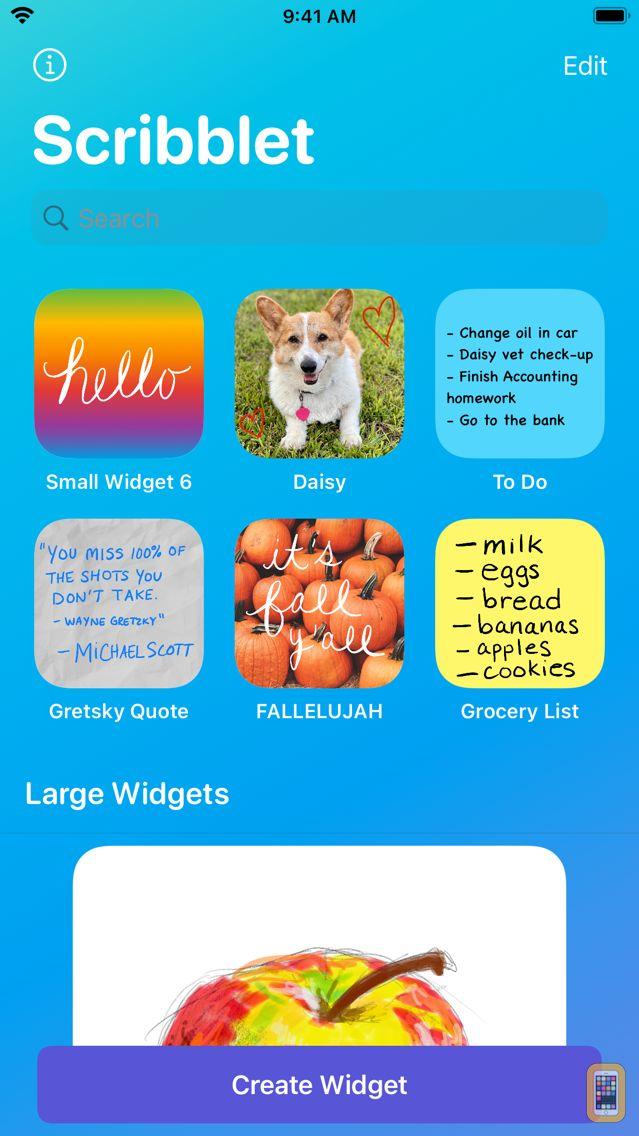 Screenshot - Scribblet