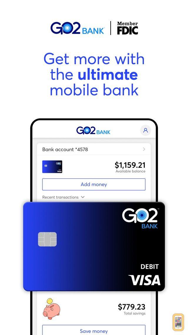 Screenshot - GO2bank: Mobile banking