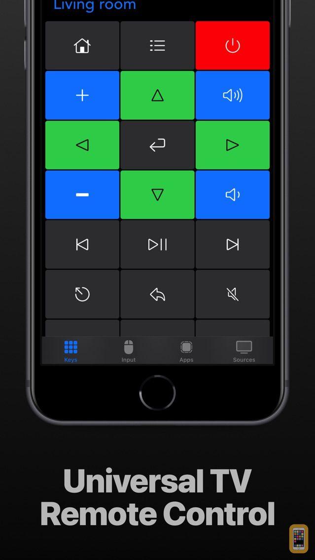 Screenshot - TV Remote Ⓘ