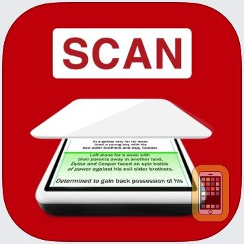 Camera Scanner - PDF Scan by Agnesh Pipaliya (Universal)
