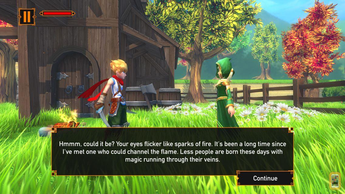Screenshot - The Forbidden Arts