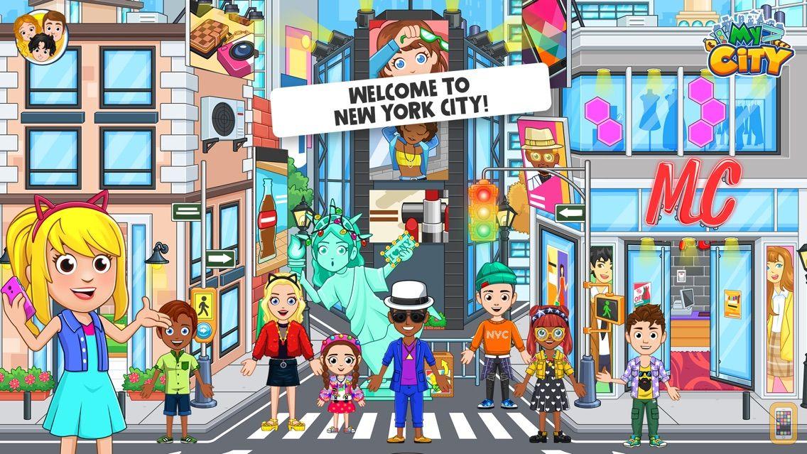 Screenshot - My City : New York