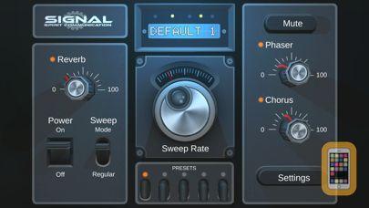 Screenshot - Signal Spirit Communication
