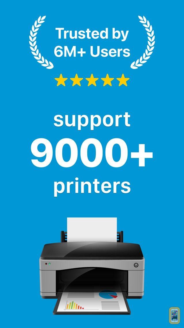 Screenshot - Printer App for AirPrint