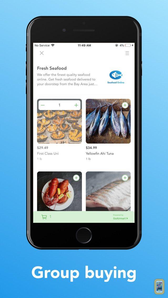 Screenshot - Seafood Online