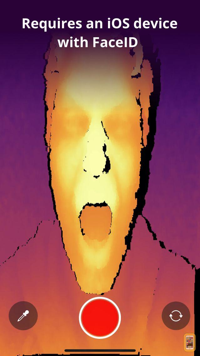 Screenshot - LiDAR & Infrared Night Vision