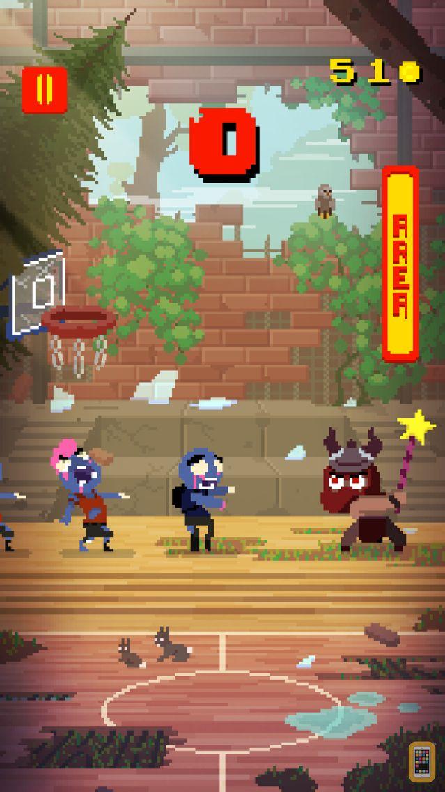 Screenshot - Basketball vs Zombies