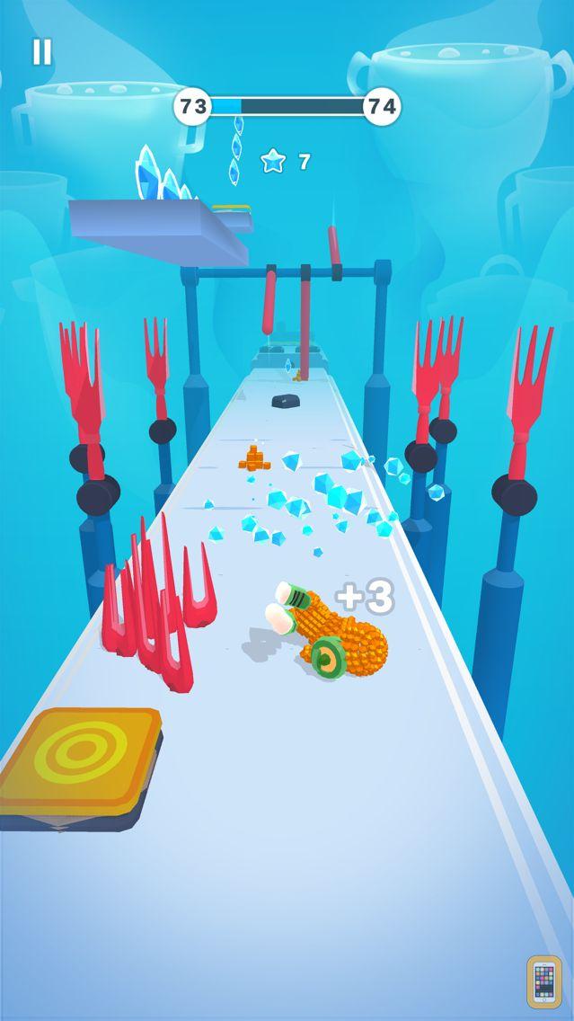 Screenshot - Pixel Rush - Survival Run