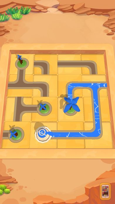 Screenshot - Water Connect Puzzle