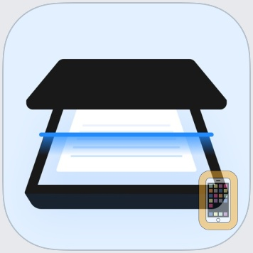 uScan - PDF Document Scanner by Lopofist Limited (iPhone)