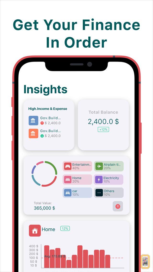 Screenshot - Lilium-Income,Expense tracker