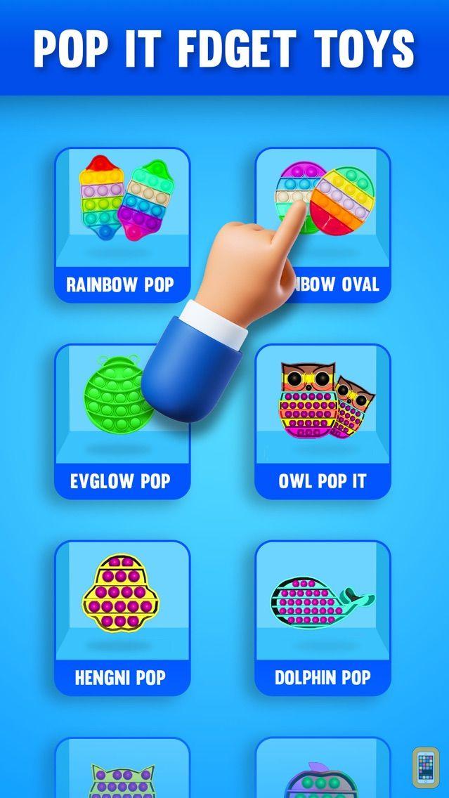 Screenshot - DIY Pop it Fidget toy! ASMR