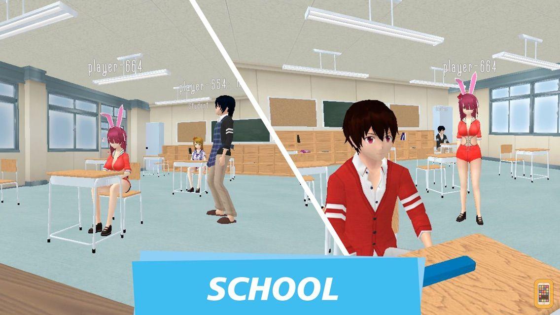 Screenshot - Waifu Simulator Multiplayer