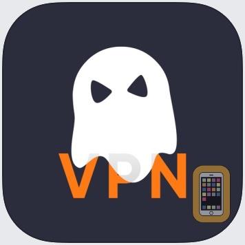 Ghost VPN - Best Secure VPN by Ghost VPN Services (iPhone)
