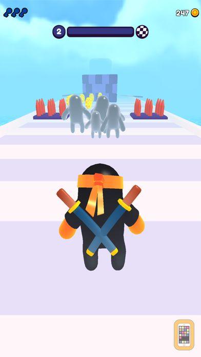 Screenshot - Join Blob Clash 3D