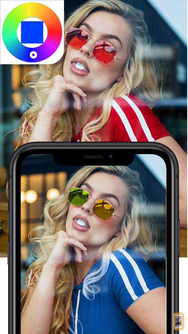 Screenshot - Color Changing Camera