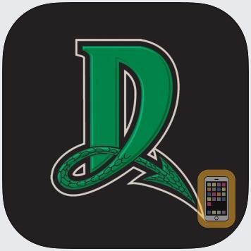 Dayton Dragons by Dayton Professional Baseball Club LLC. (Universal)