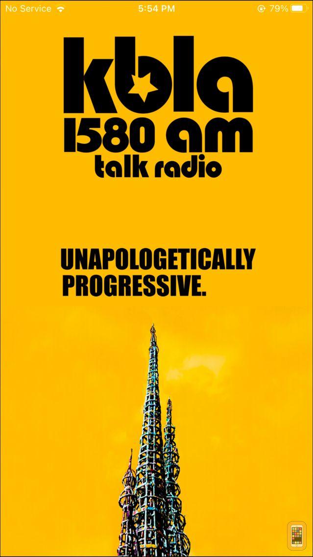 Screenshot - KBLA Talk 1580