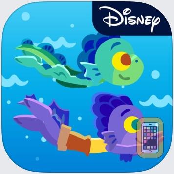 Pixar Stickers: Luca by Disney (Universal)