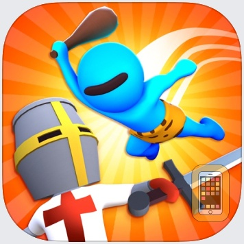 Crowd Fight 3D by HOMA GAMES (Universal)