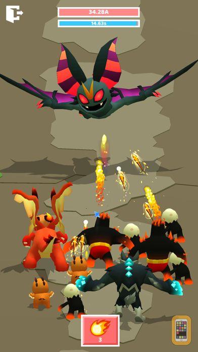 Screenshot - Merge Monster Evolution