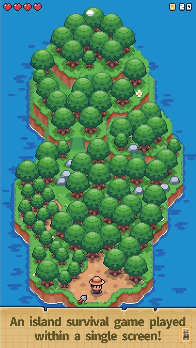 Screenshot - Tiny  Island Survival