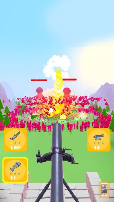 Screenshot - Crowd Defense