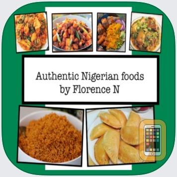 Nigerian FoodRecipe Florence N by Chito Nwulu (Universal)