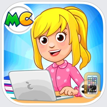 My City : College Dorm Friends by My Town Games LTD (Universal)