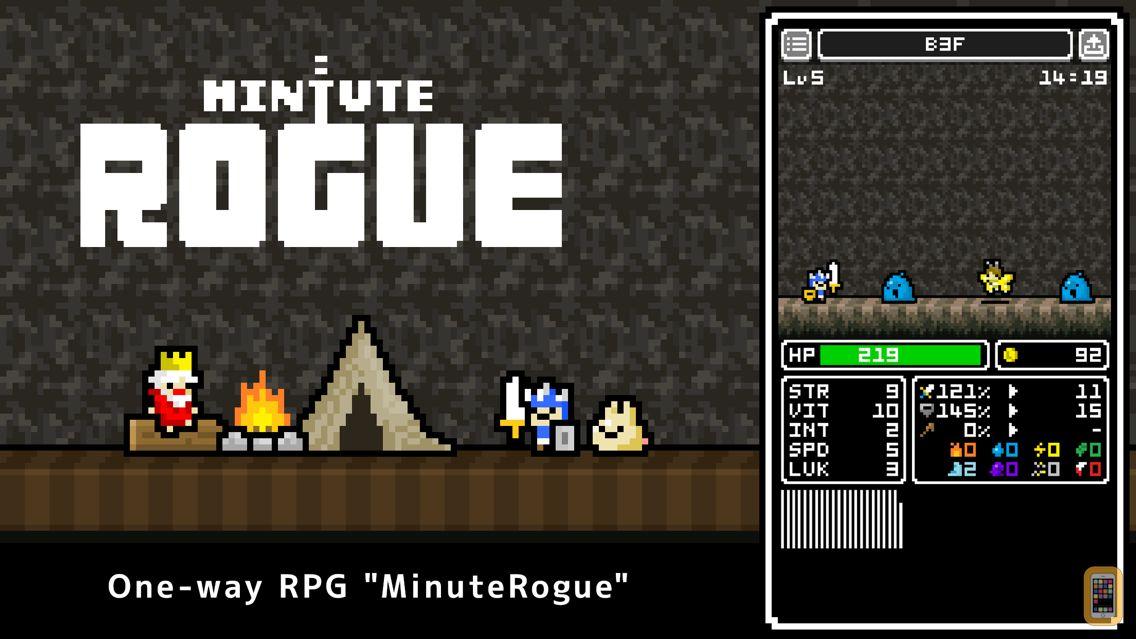 Screenshot - MinuteRogue