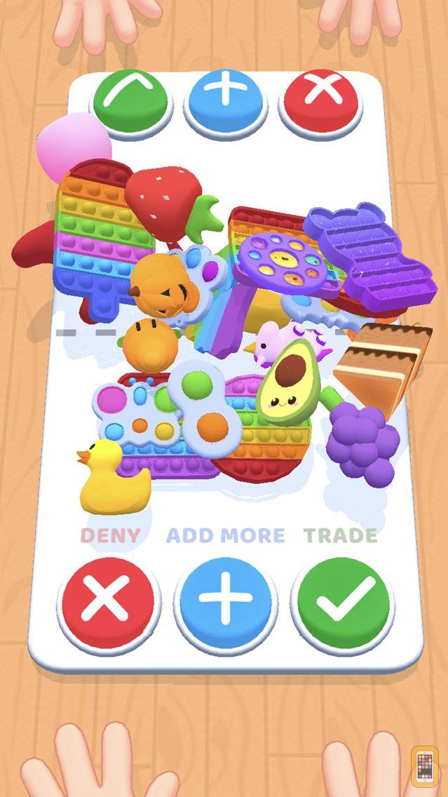 Screenshot - Fidget Toys Trading: 3D Pop It