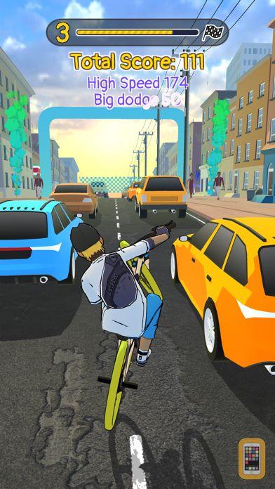 Screenshot - Bike Life!