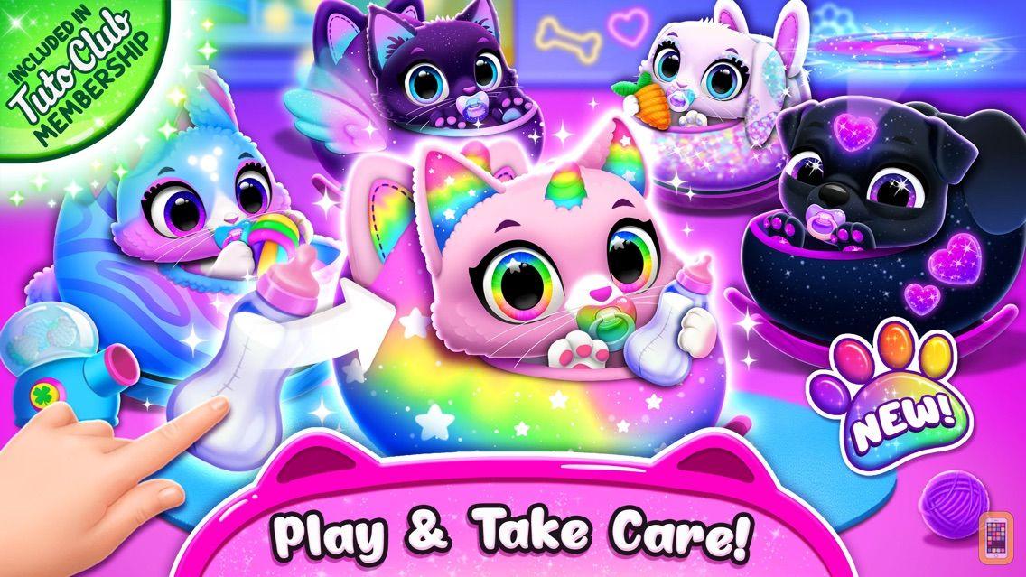 Screenshot - FLOOF - My Pet House