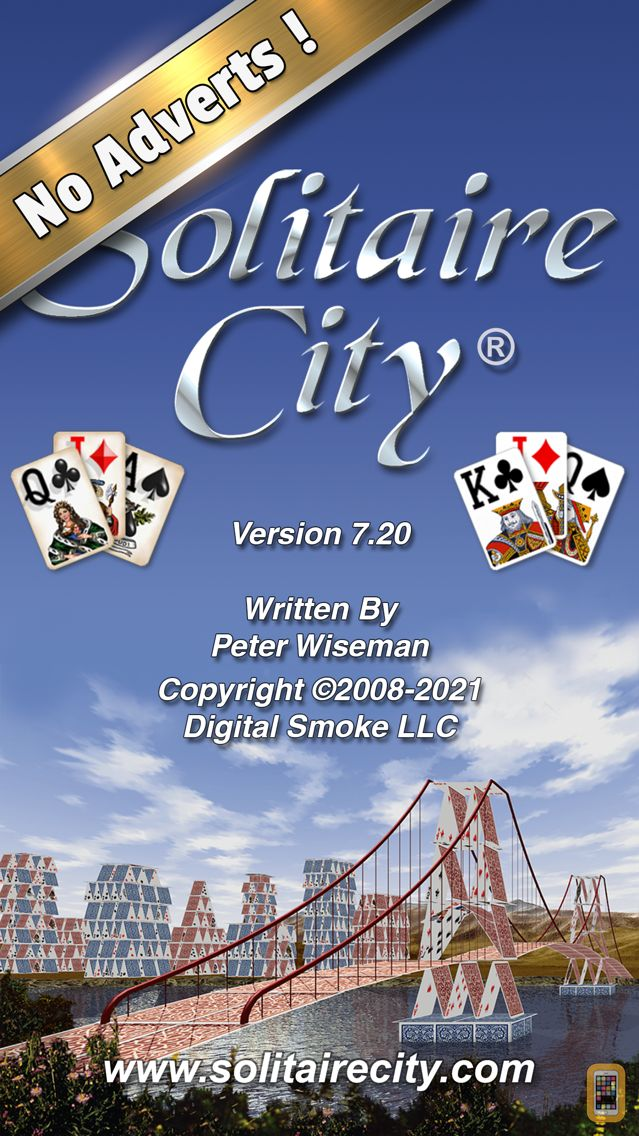 Screenshot - Solitaire City (Ad Free)