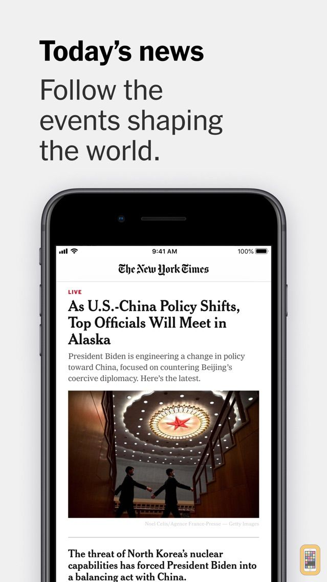 Screenshot - NYTimes – Breaking Politics, National & World News