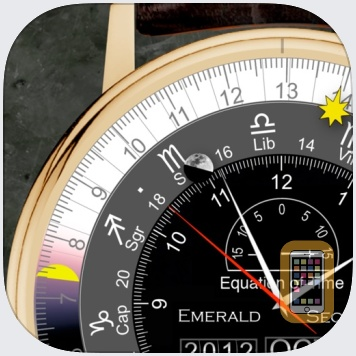 Emerald Chronometer by Emerald Sequoia LLC (iPhone)