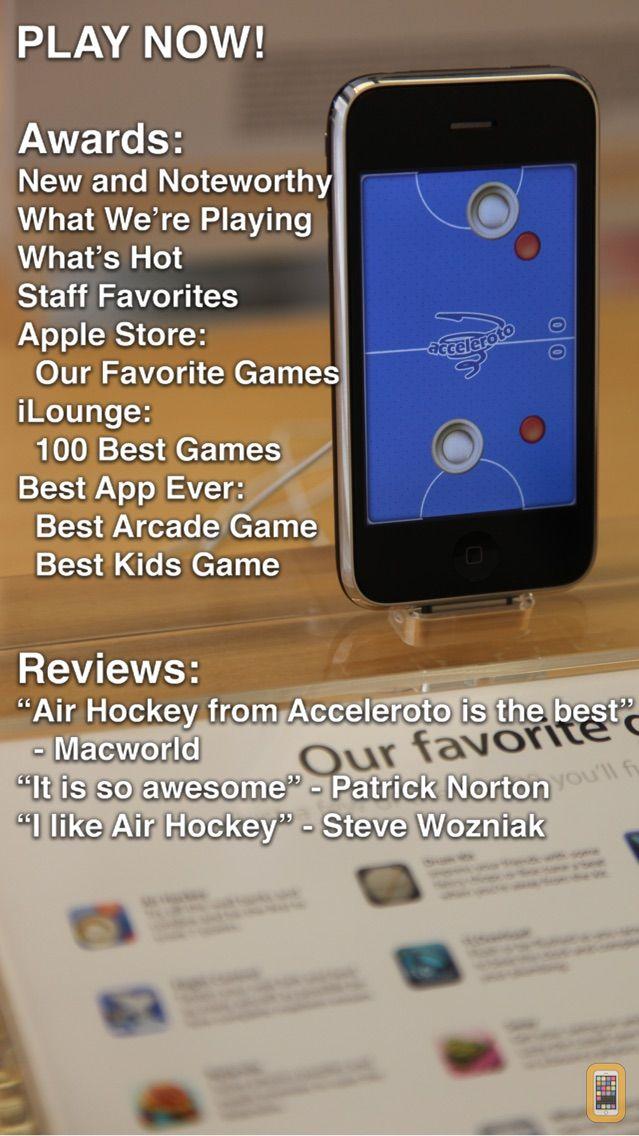 Screenshot - Air Hockey