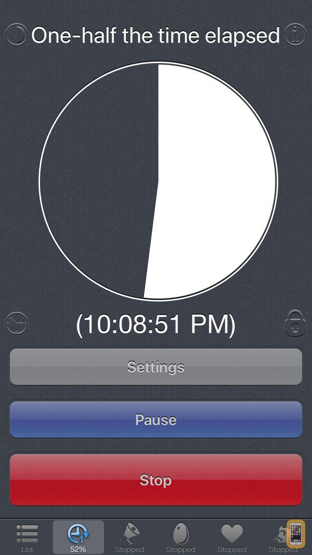Screenshot - Timer