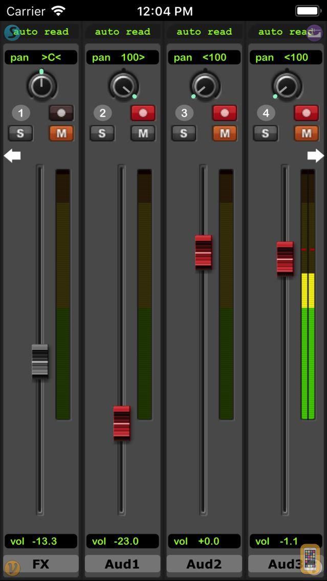 Screenshot - ProRemote