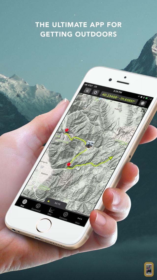 Screenshot - GPS Kit - Offline GPS Tracker