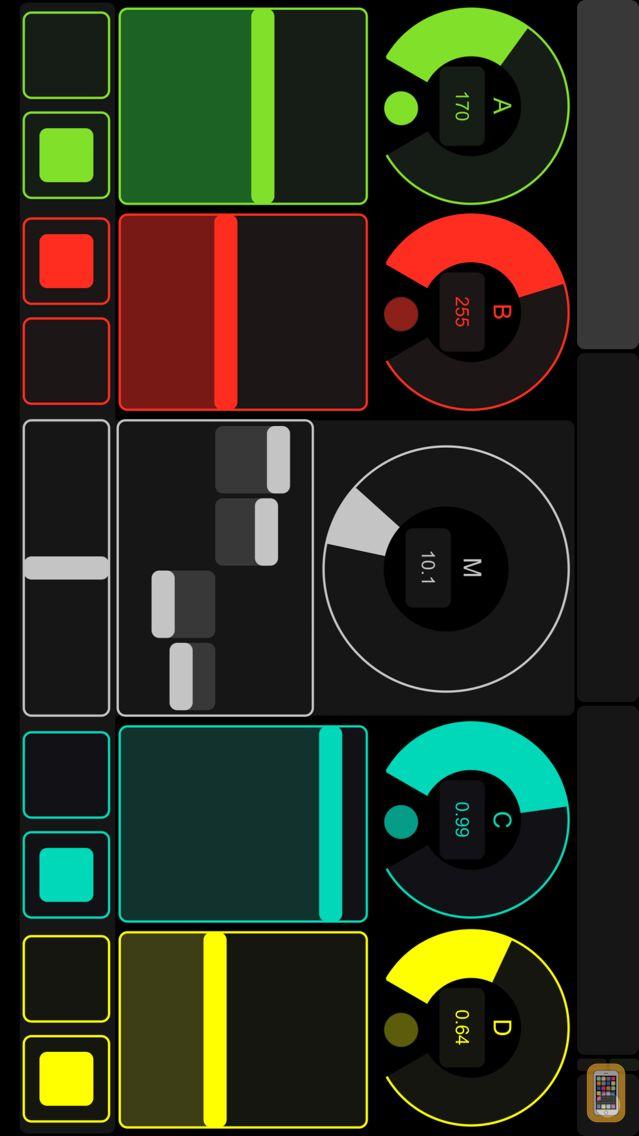 Screenshot - TouchOSC Mk1