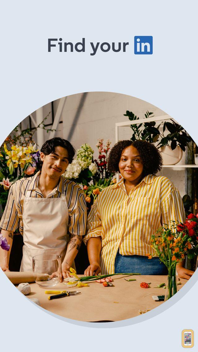 Screenshot - LinkedIn: Network & Job Search