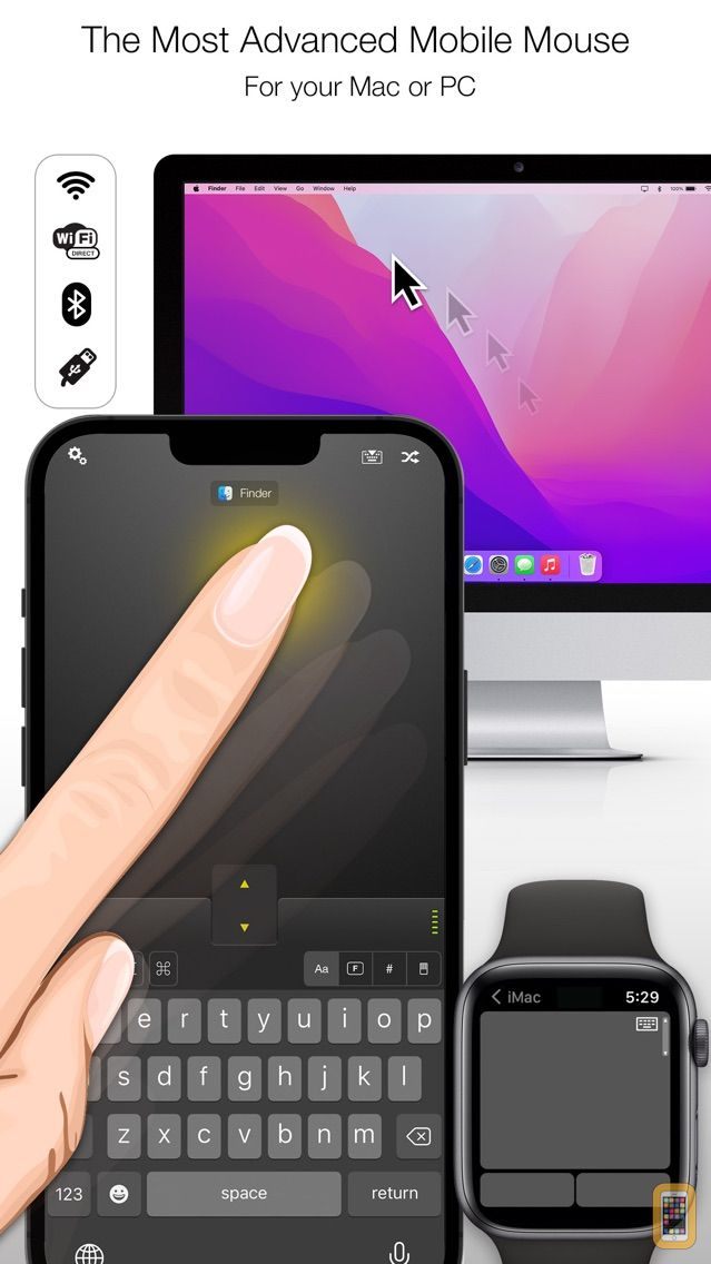 Screenshot - Mobile Mouse Remote
