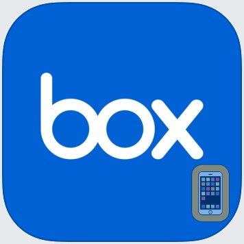 Box for iPhone and iPad by Box, Inc. (Universal)