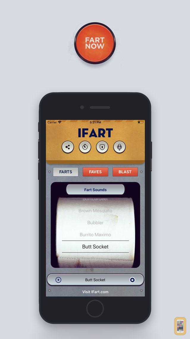 Screenshot - iFart - Fart Sounds App