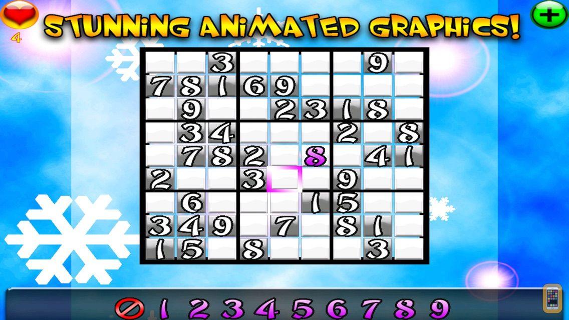 Screenshot - Super Mega Sudoku