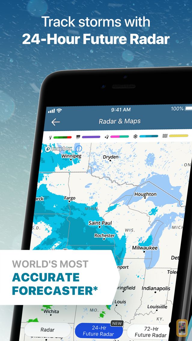 Screenshot - Weather - The Weather Channel