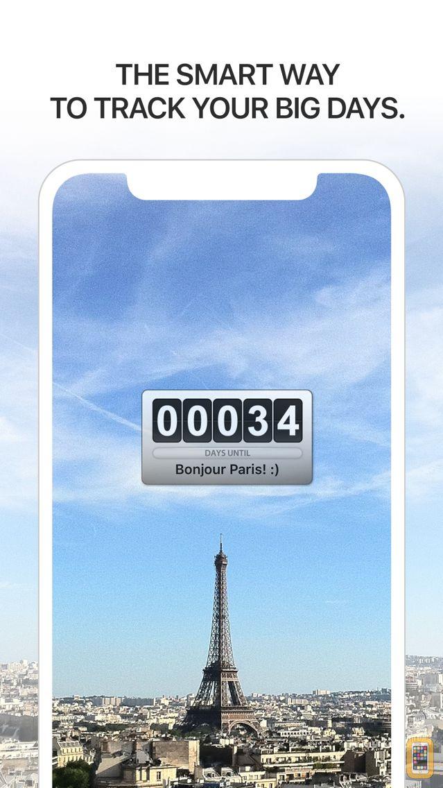 Screenshot - Big Day - Event Countdown