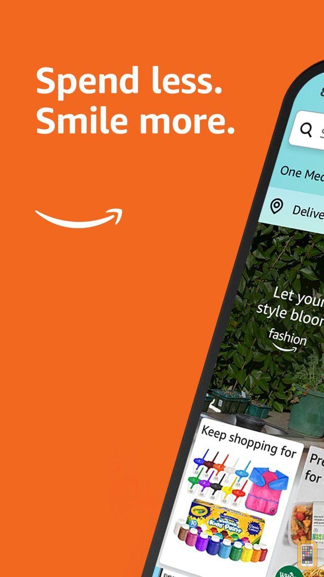 Screenshot - Amazon – Shopping made easy