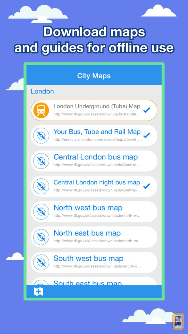 Screenshot - London City Maps - Discover LON with MTR